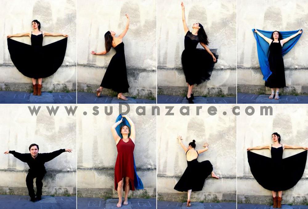 Affiche Atelier Tarentelle du Cilento - suDanzare - danses traditionnelles italiennes à Paris à Paris