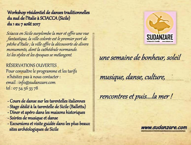 Programme Sicile
